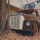 Jack's Truck by Adrianna Allen