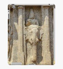 Stone sculpture iPad Case/Skin