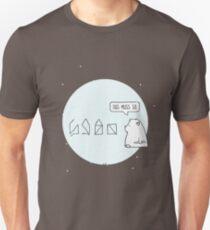 Kevin & das Nikolaushaus | Katz & Tinte Unisex T-Shirt