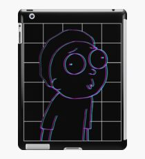 3D Morty iPad Case/Skin