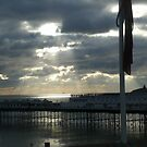 Brighton Pier by KR Green