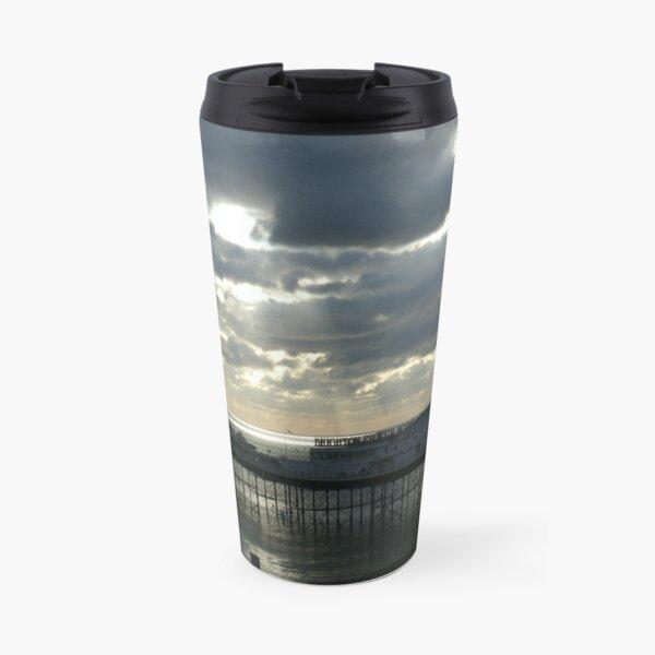 Brighton Pier Travel Mug