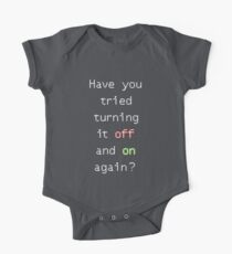 Tech support Kids Clothes