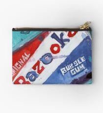 Bazooka Bubble Gum Studio Pouch
