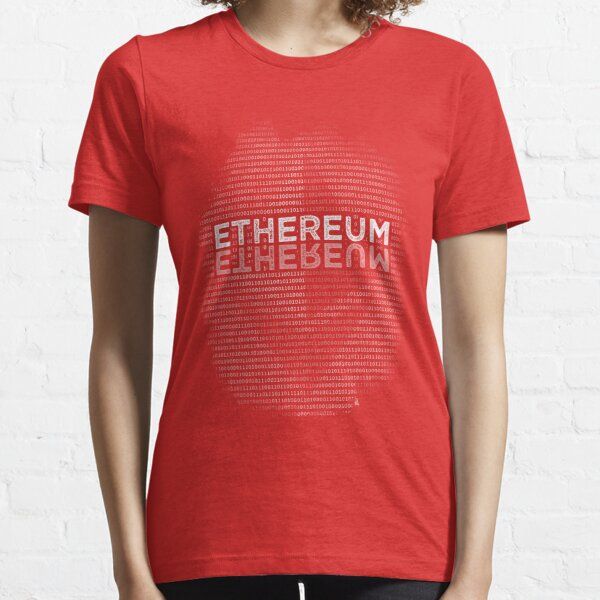 Ethereum binary Essential T-Shirt