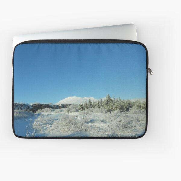 Icelandic Landscape Laptop Sleeve