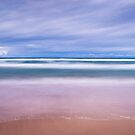 Broadbeach at Dusk by Dieter Tracey