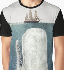 The Whale  Graphic T-Shirt