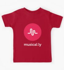 Musical.ly symbol Kids Clothes