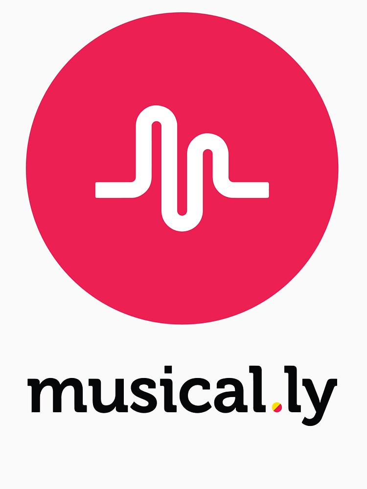 Musical.ly symbol | Unisex T-Shirt
