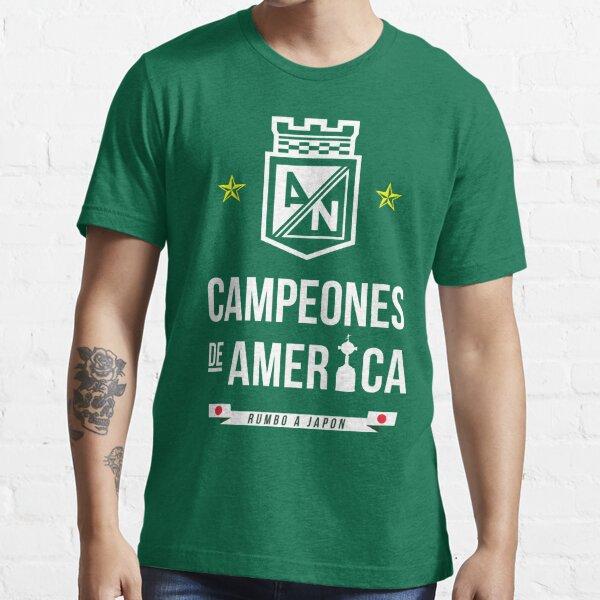 Atlético Nacional Camiseta esencial