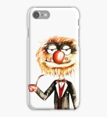 Suave Animal The Muppets  iPhone Case/Skin