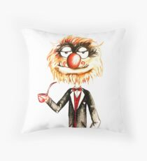 Suave Animal The Muppets  Throw Pillow