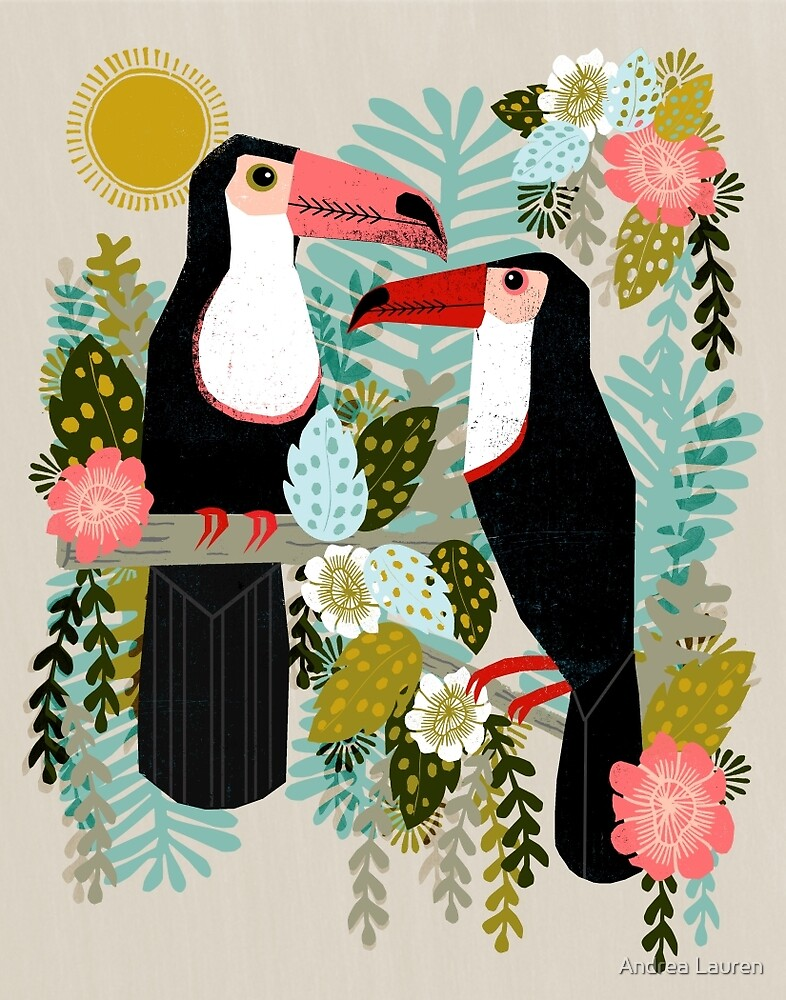Tukane von Andrea Lauren von Andrea Lauren