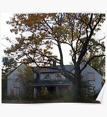 Urbex House Poster