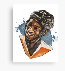 Wayne Simmonds Canvas Print