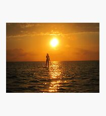 Moment of Serenity Photographic Print