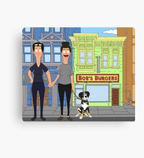 DB Bobs Canvas Print