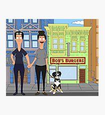 DB Bobs Photographic Print