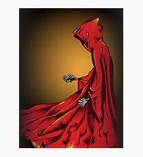 Crimson King Photographic Print