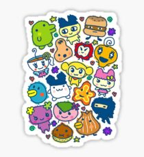 Tama Friends Sticker