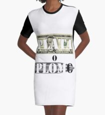 Plata o Plomo - Narcos Graphic T-Shirt Dress