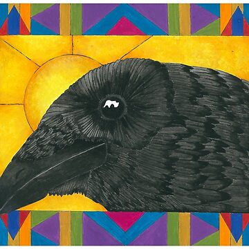 Medicine of the Crow by weeyawakee1
