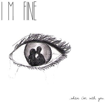 I'm fine by recicala