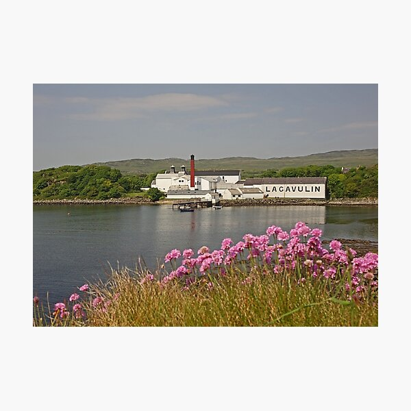 Islay Distillery Photographic Print