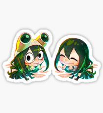 Asui Tsuyu Sticker