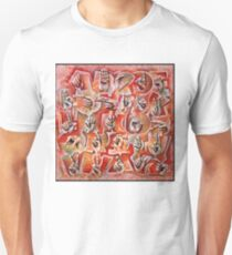 American Manual Alphabet T-Shirt