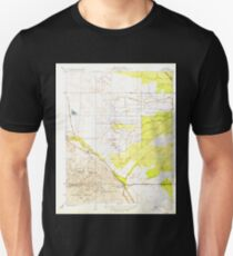 USGS TOPO Map California CA Tupman 296572 1933 31680 geo T-Shirt