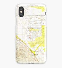 USGS TOPO Map California CA Tupman 296572 1933 31680 geo iPhone Case
