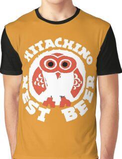 Hitachino Nest Beer Japanese Graphic T-Shirt