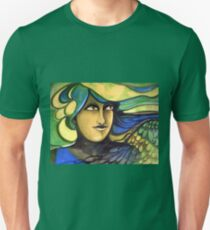 Green Goddess. T-Shirt