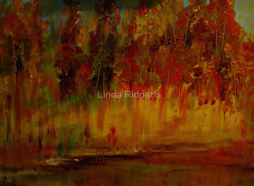 Autumnal by Linda Ridpath