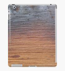 cracking ripples iPad Case/Skin