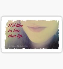 Fifty Shades of Gray Quote Sticker