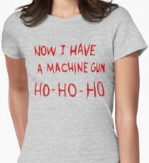Die Hard Now I Have a Machine Gun T-Shirt