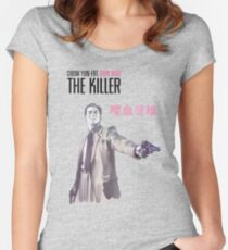 The killer Women's Fitted Scoop T-Shirt