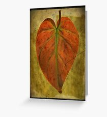 Botanical Wonder Greeting Card