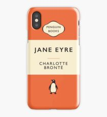 Penguin Classics Jane Eyre iPhone Case