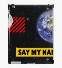 UNIVERSAL LANGUAGE iPad Case/Skin