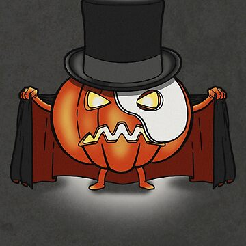 The Pumpkin of the Opera. by jcmaziu