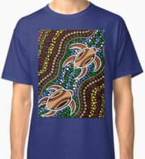 Turtle Dreaming Classic T-Shirt