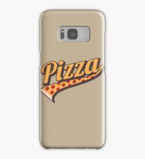 BELIEVE IN PIZZA...CAUSE PIZZA! Samsung Galaxy Case/Skin