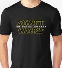 Sawft Wars - The Haters Awaken T-Shirt