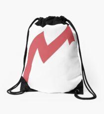 Zangoose Stripe Drawstring Bag