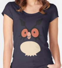 Hoothoot Women's Fitted Scoop T-Shirt