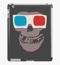 Misfits 3d Skull iPad Case/Skin